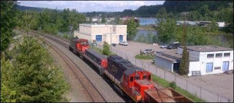 City of Prince George Wells Protection Plan: for CN Related Risks